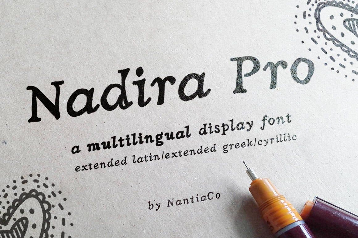 High quality fonts font purchase mac font download nadira