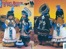 crochet patterns indian #indianbeddoll