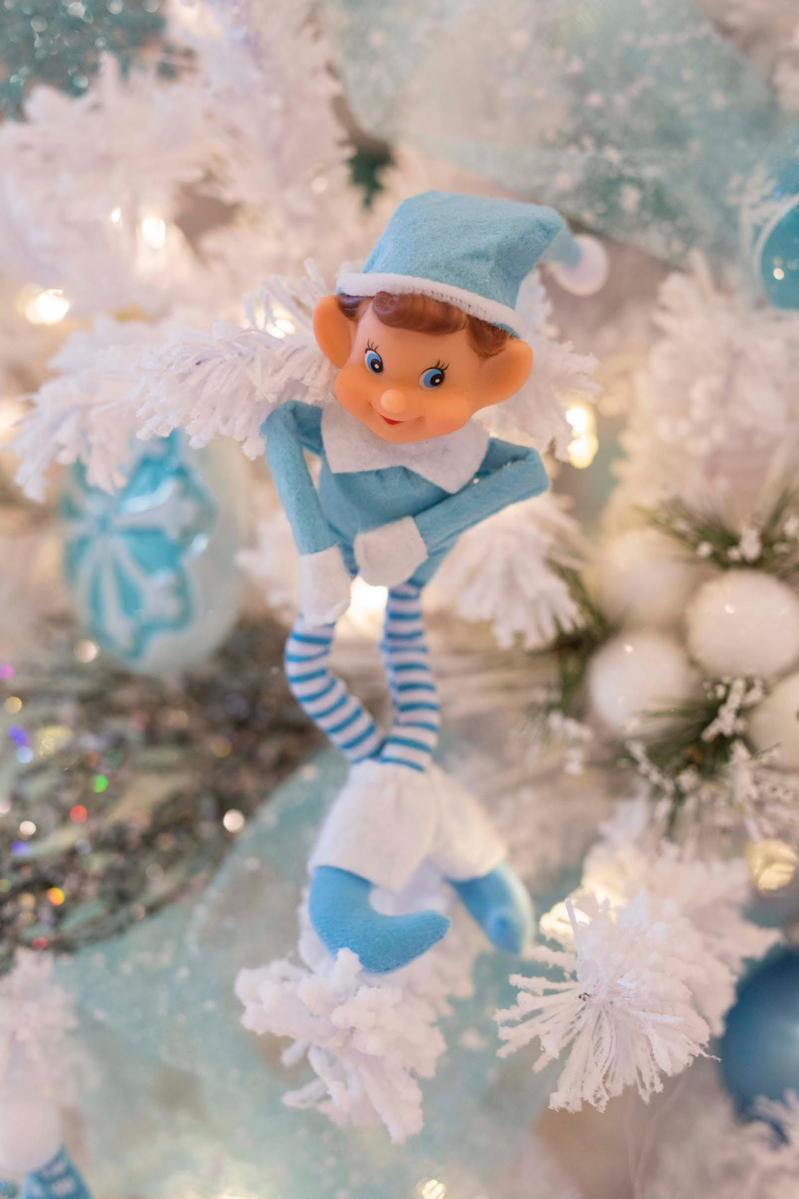 bd1908123 Create Your Own Tiffany Blue Christmas | Shabby Chic Life & Friends ...