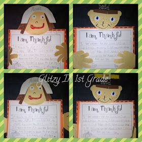 Glitzy In 1st Grade: Can't STUFF This!!!
