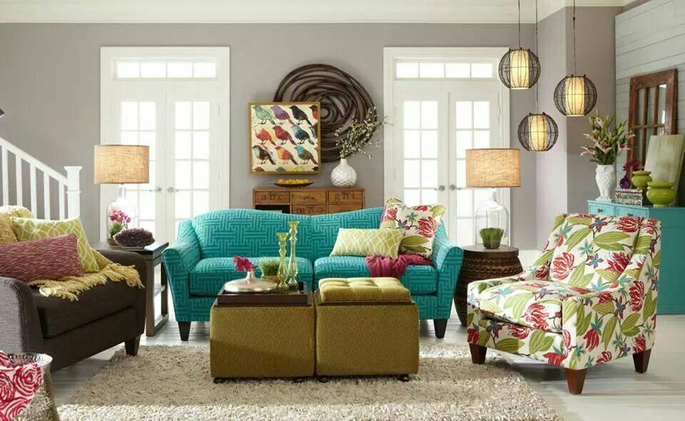 lazy boy furniture  living room decor modern family room