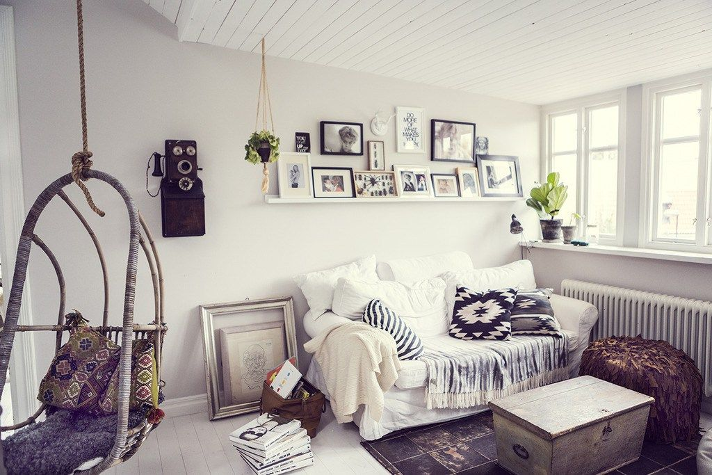My Little Home Blog // Malin Persson, rustique chic suédois