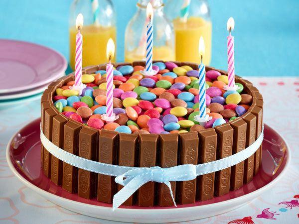 Geburtstagskuchen Rezepte Fur Den Grossen Tag