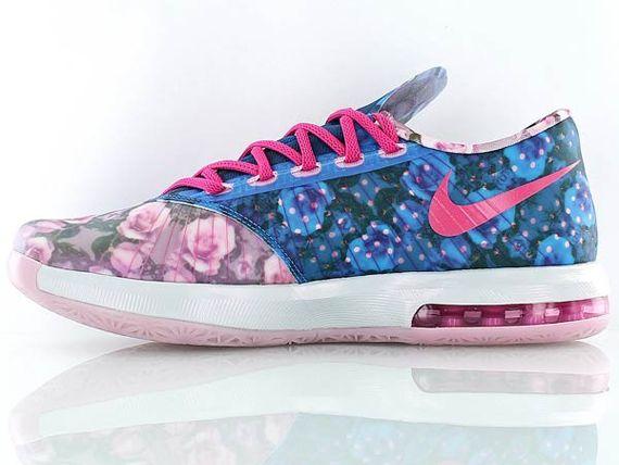 0b82632dc912 Nike KD 6 Supreme - Aunt Pearl