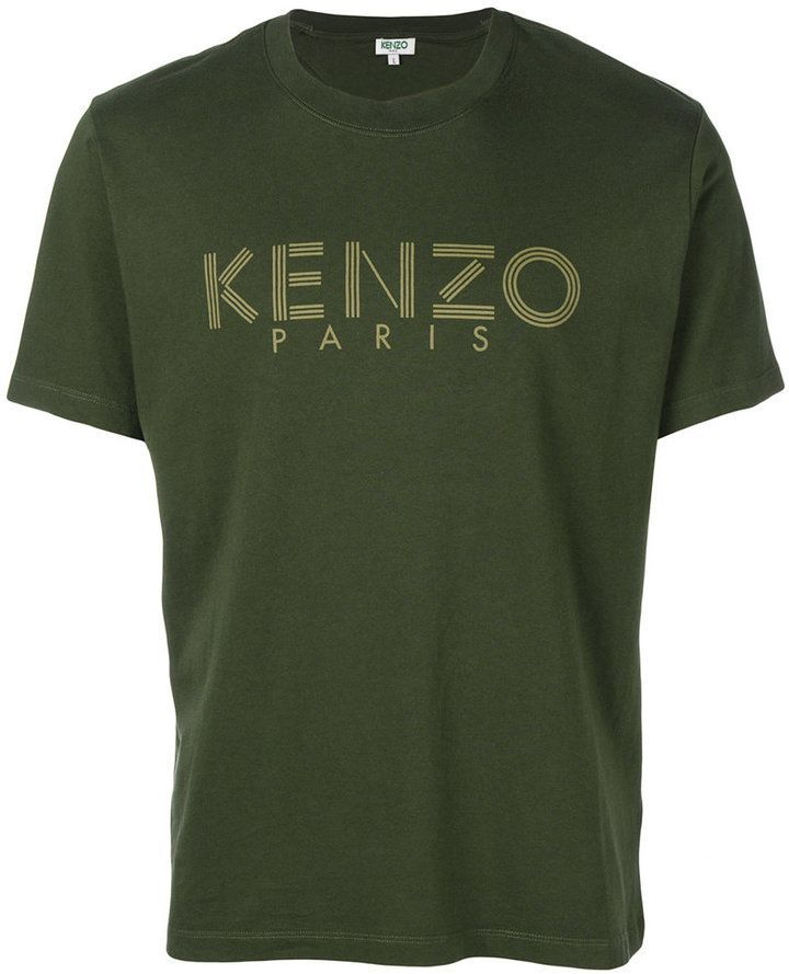 0ba98849 Shop Kenzo logo print t-shirt in Dante 5 Men from the world's best  independent boutiques at farfetch.com. Over 1000 designers fr…