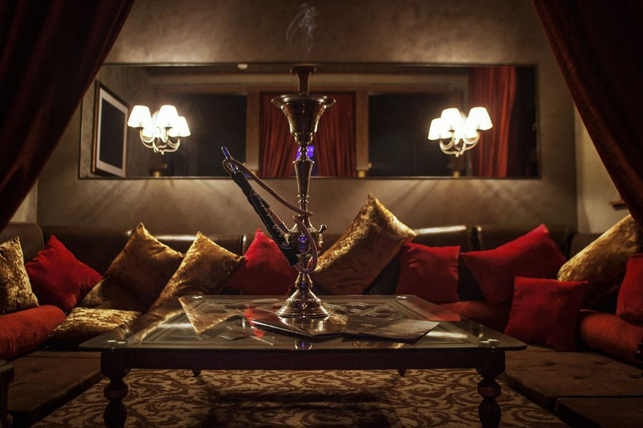 hookah bar more hookah bar designs pinterest interiors. Black Bedroom Furniture Sets. Home Design Ideas
