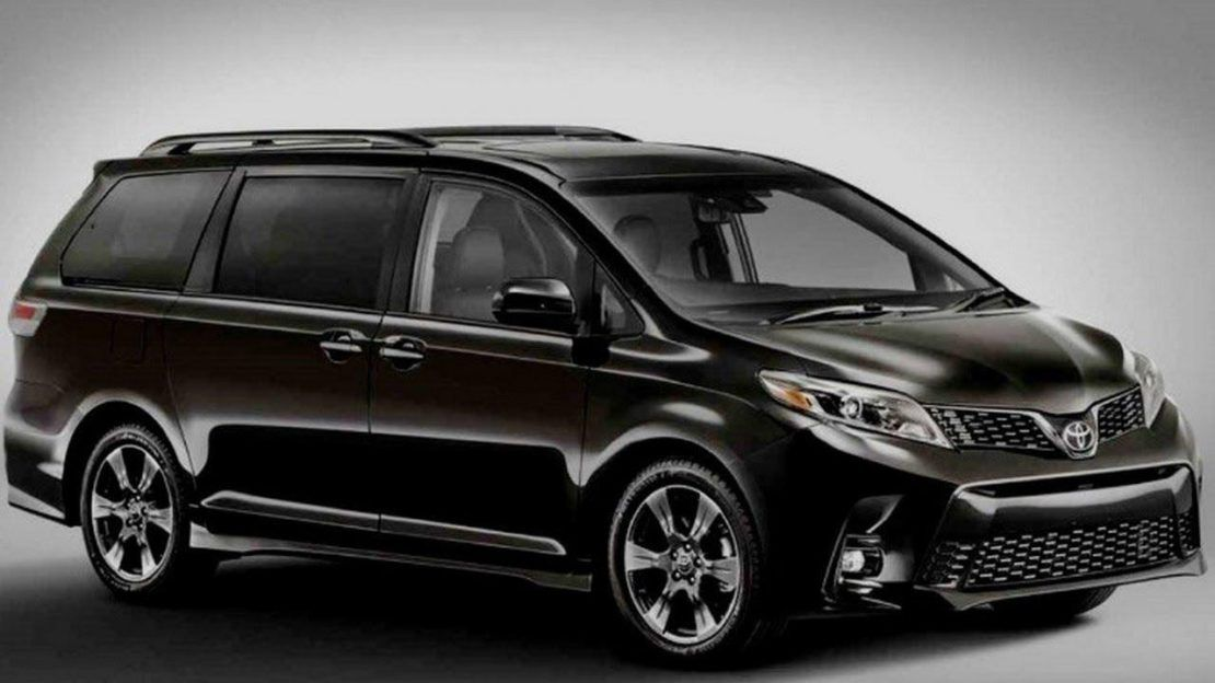 Coming Soon 2019 Toyota Siena Spy Shots Redesign And Release Date Pertaining To Sienna First Drive