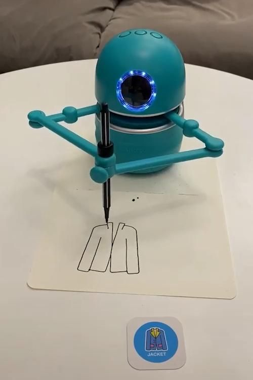 Educational Drawing Robot