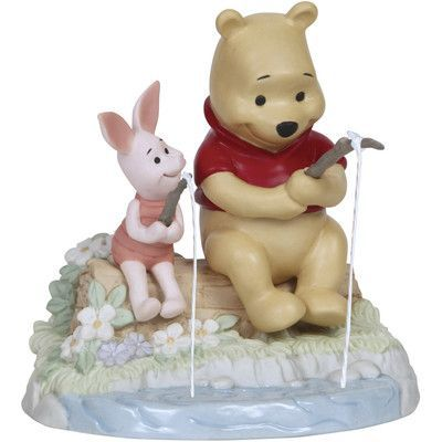 """Precious Moments """"I Love Catching Up with You"""" Figurine"""