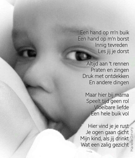 Gedicht Over Borstvoeding Http Www Dekraamvogel Nl