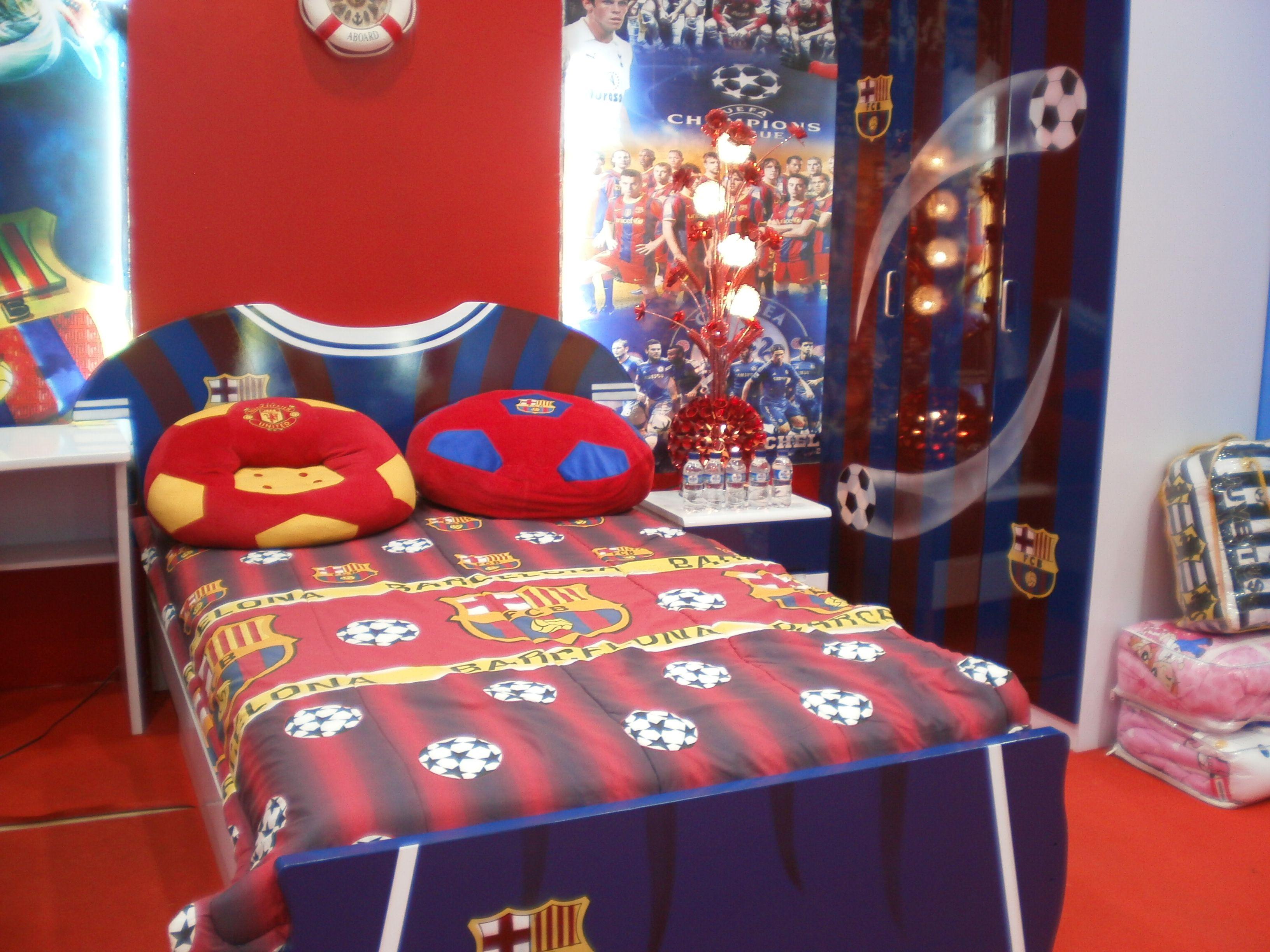 Soccer Bedroom Style  Soccer BedroomBedroom StylesFc BarcelonaRoom. 36 best FC   Chelsea and Barcelona images on Pinterest