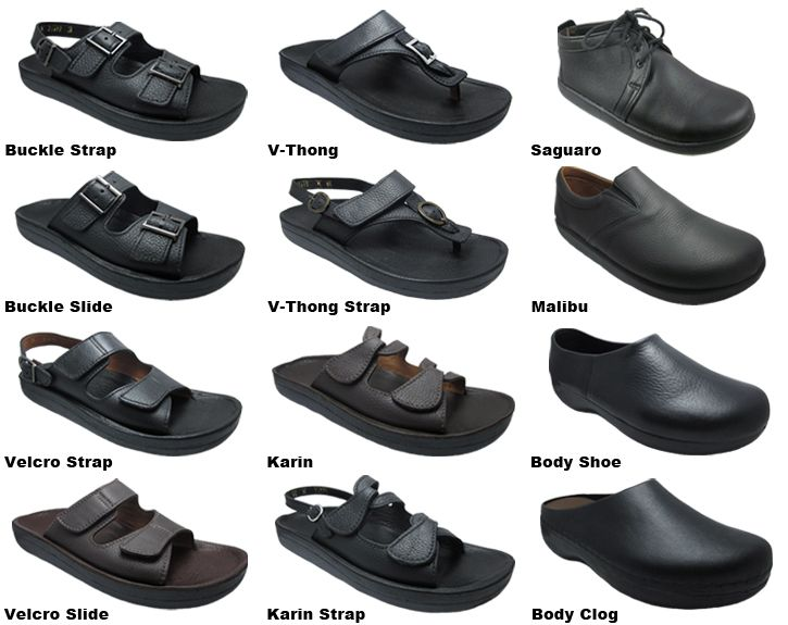 Bay Area Comfort Footwear - These are