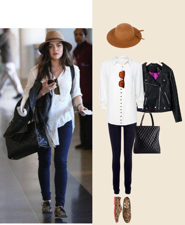 Celebrity Street Fashion : Lucy Hale | Celebrity street ...
