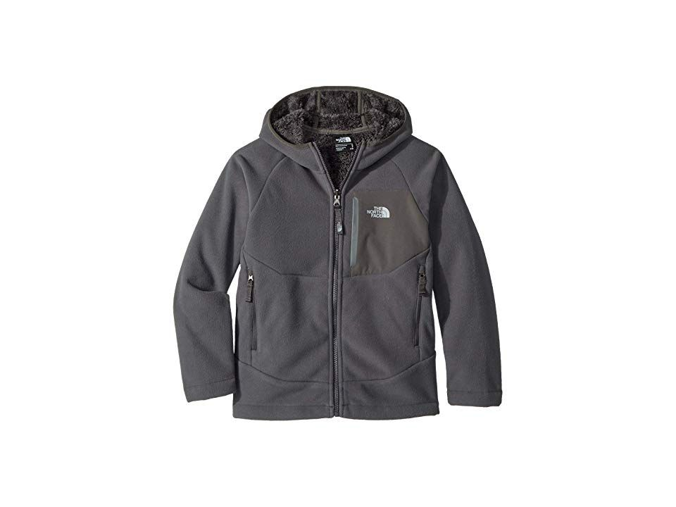 36bb56e857d9 The North Face Kids Chimborazo Hoodie (Little Kids Big Kids) (Graphite Grey