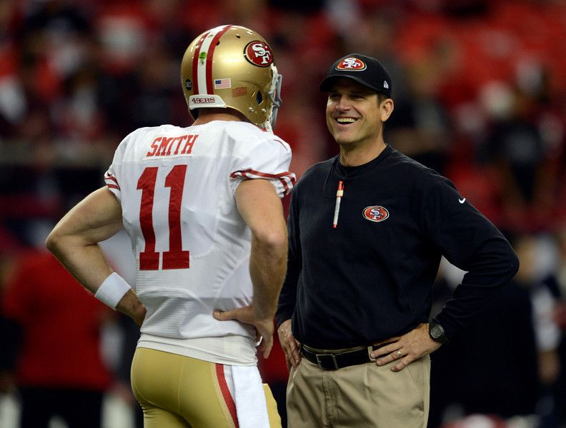 Thank You Alex Smith For Getting The 49ers Half Way To The Super Bowl 49ers Football 49ers Sports