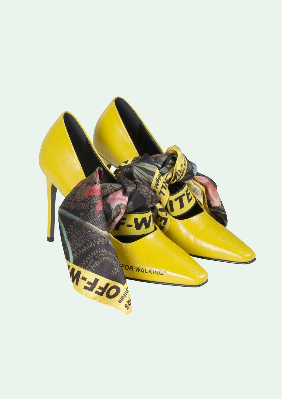 Shoes, Leather pumps