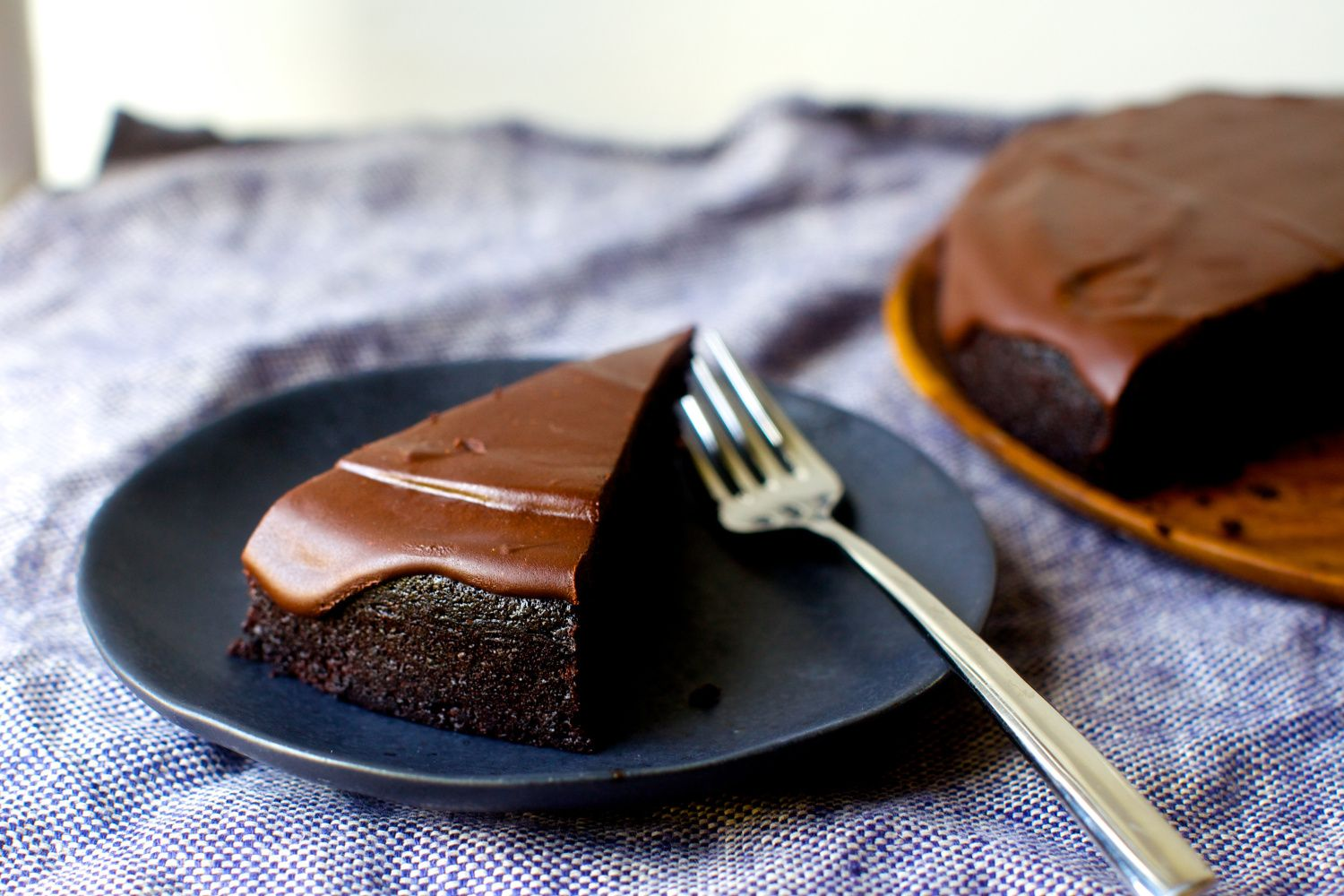 Chocolate olive oil cake by smitten | Cakes. | Pinterest | Bizcochos ...