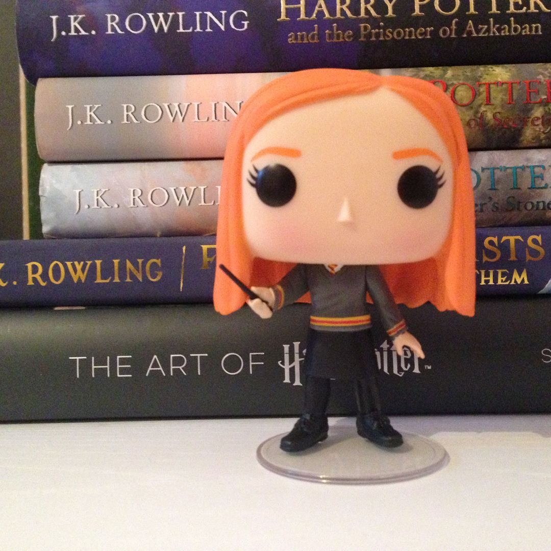 Anythings Possible If You Ve Got Enough Nerve Ginny Weasley Did