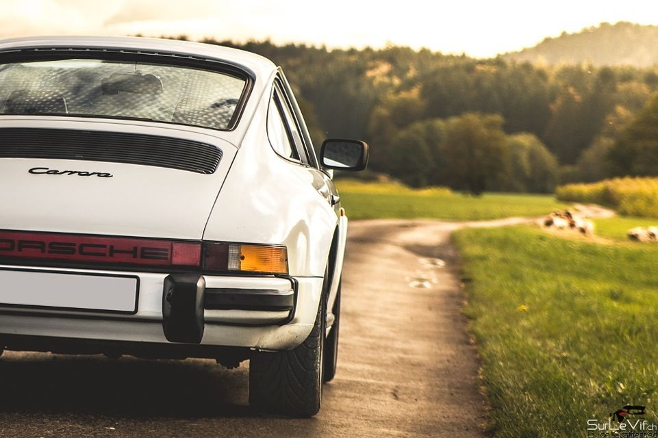 Just Because: 6 Photos Of A Stunning 911 Carrera 3.2 - Petrolicious