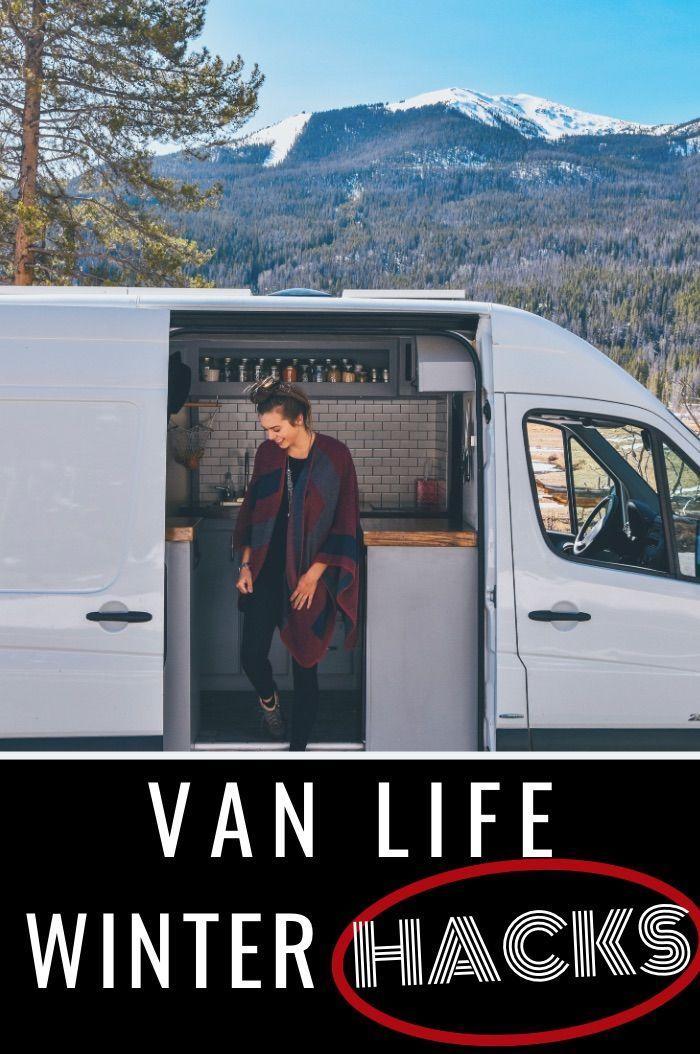Photo of Van Life Winter Hacks | Divine On The road