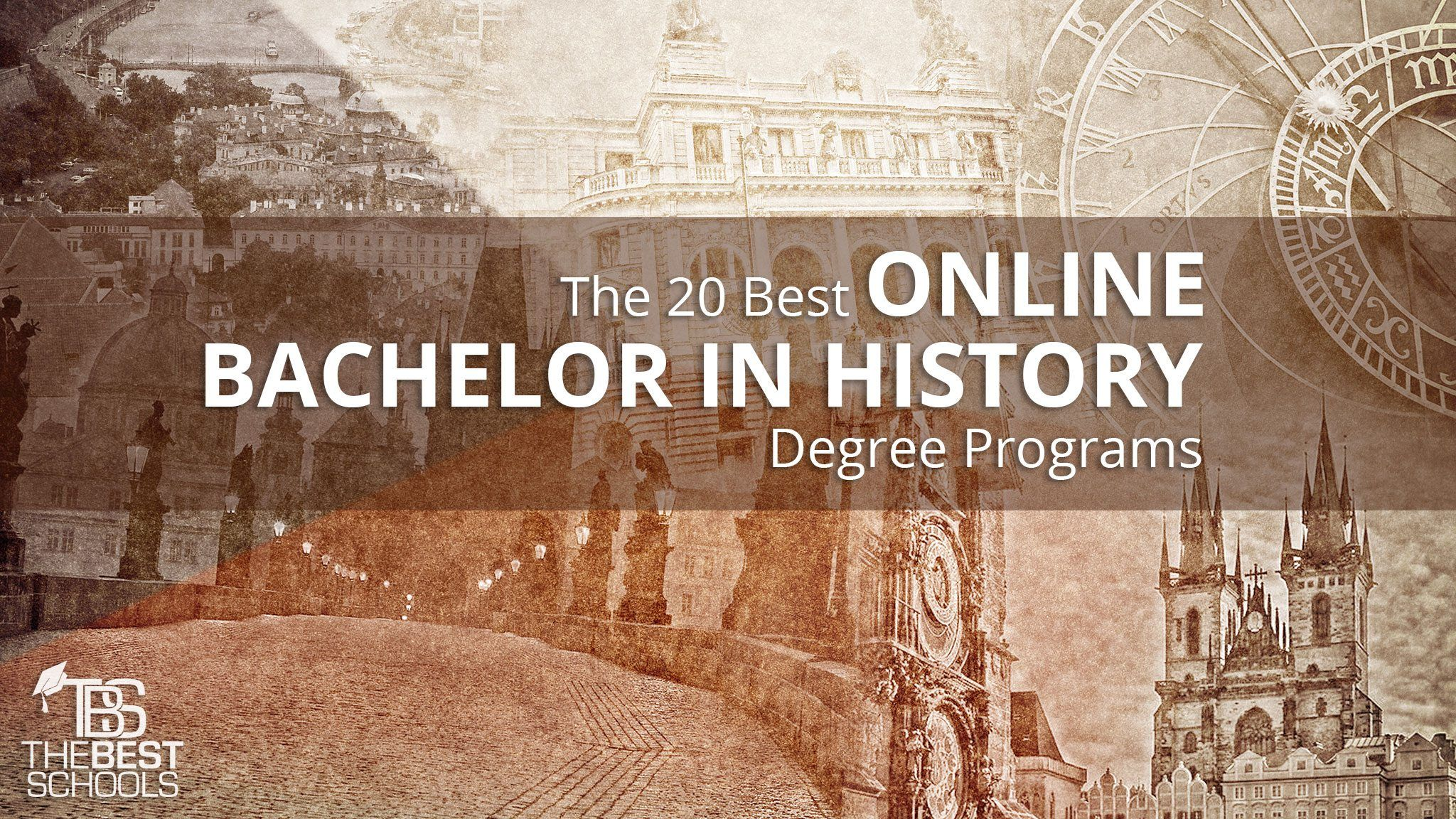 Online Bachelor's Degrees in History 2021 | Online ...