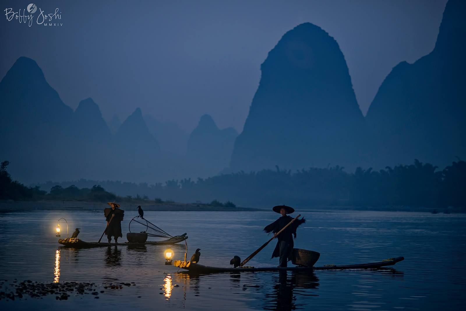 Bobby Joshi Photography in Xingping   -   What night brings..........(Xingping | China)