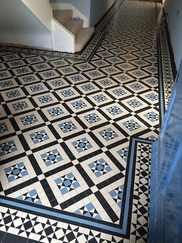 Victorian Hallway Tiles Under My Feet Victorian