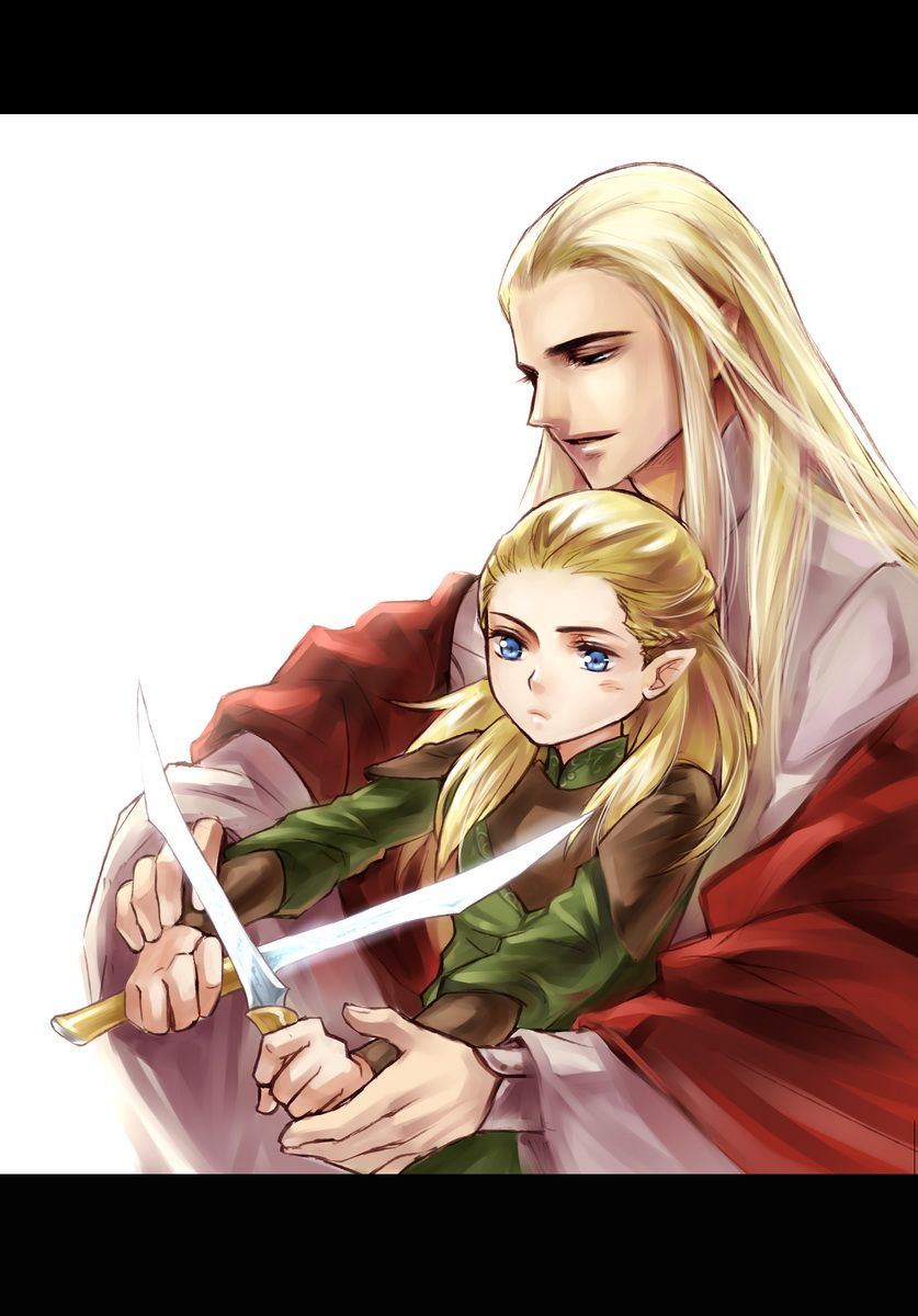 Harry Potter Lord Of The Rings Father Son
