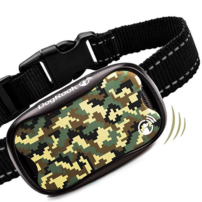 DogRook Dog Bark Collar - Humane Care Anti Barking ...