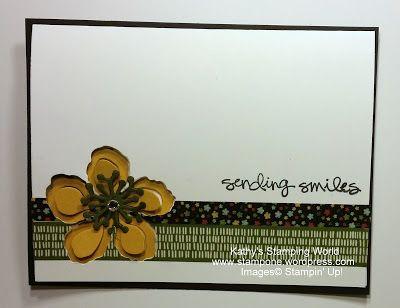 Stylin' Stampin' INKspiration: Washi Tape