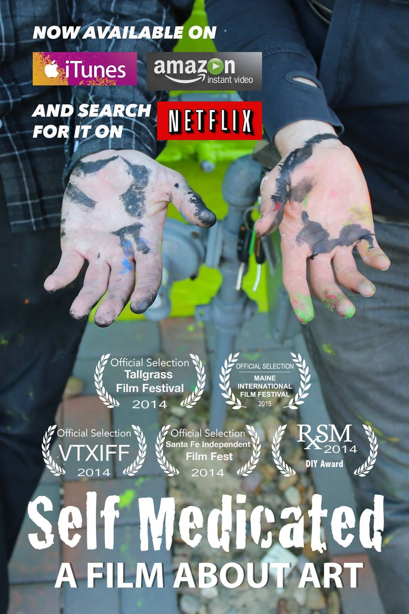 self medicated Self Medicated movie about art Pinterest Movie