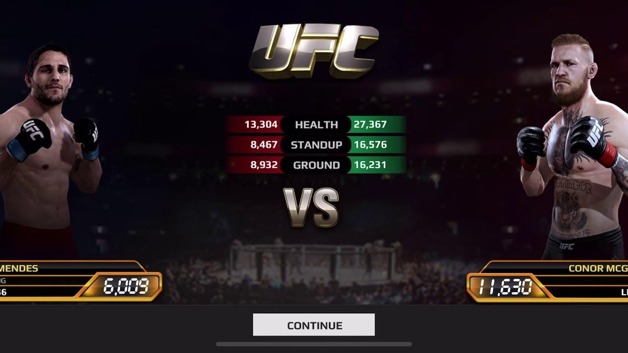 Ufc Mod Apk Unlimited Money And Gold Ufc Ios Gameplay Nice Fitgh In 2020 Ufc Ea Sports Ufc Ufc 2