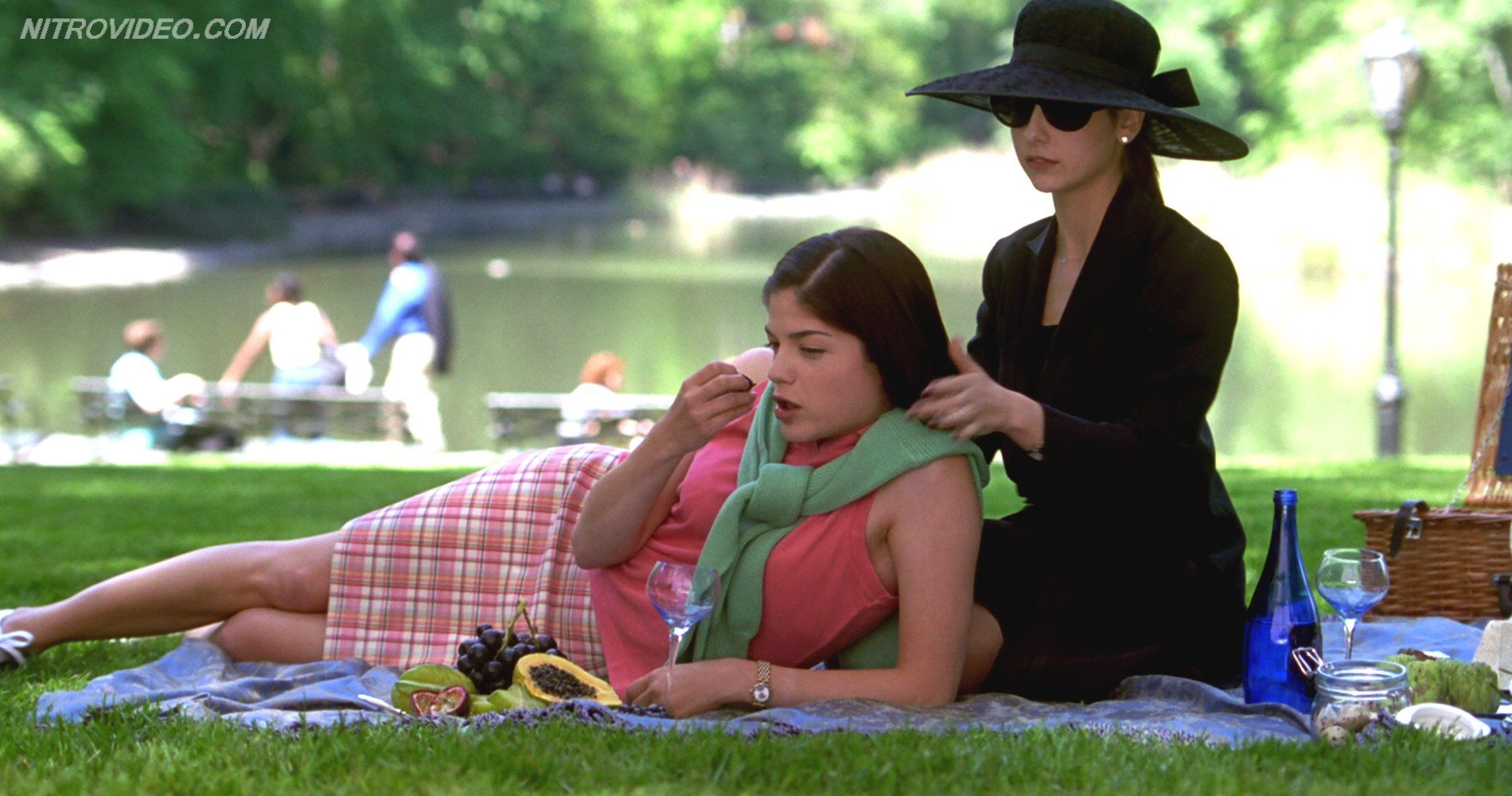 Quotes From The Movie Selma: Sarah Michelle Gellar & Selma Blair In Cruel Intentions