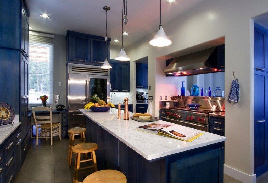 Imágenes de Cocinas fotos de decoracion Diseño de Interiores Cocinas - cocinas grandes de lujo