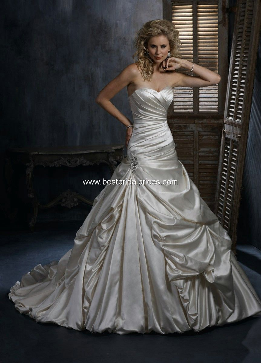 Maggie Sottero Quick Delivery Wedding Dresses