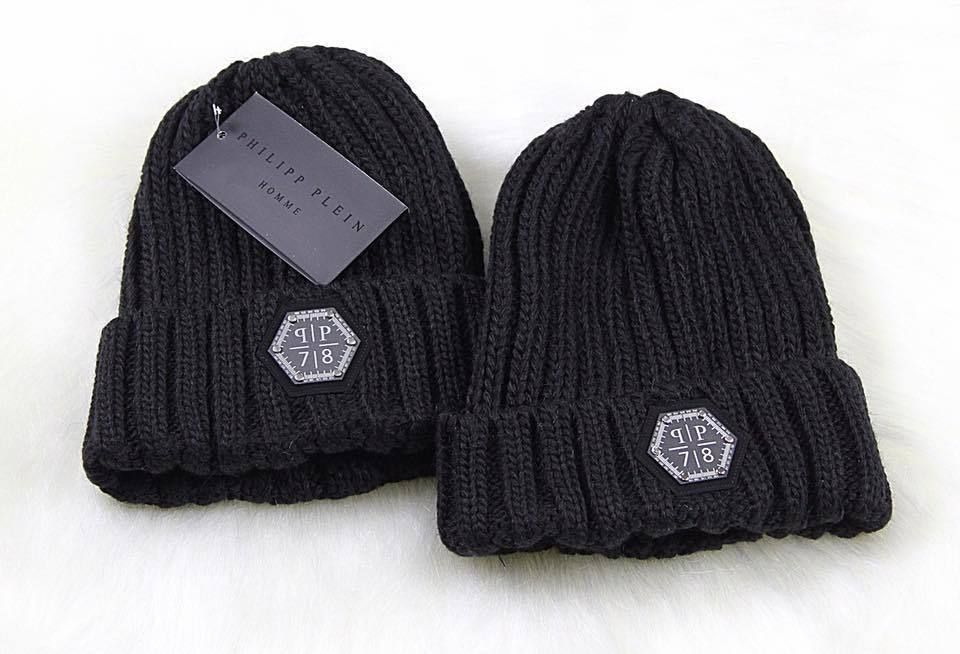 Beanie Hat Knit Caps Winter Cool Dog Bone and Paw Men