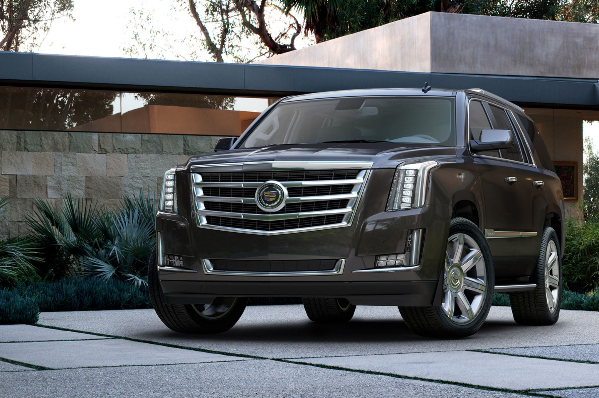 2015 Cadillac Escalade - Provided by TruckTrend