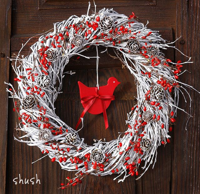 christmas wreath | por Farsz handmade