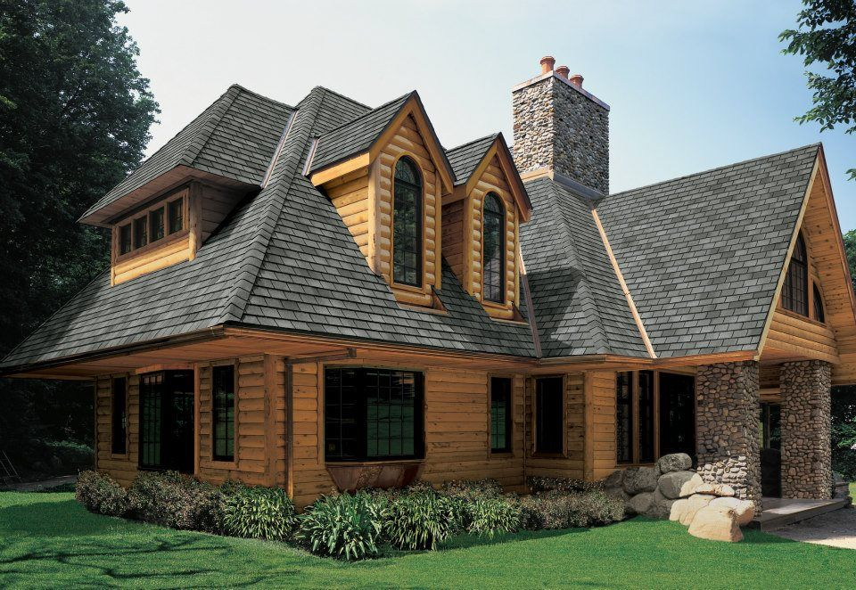 Best Gaf Grand Sequoia Shingles In Bristol Gray Gaf Asphalt 400 x 300