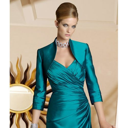 Custom Jade Green Formal Mother Of The Bride Evening Gown Dress Clothing Sku 1040078
