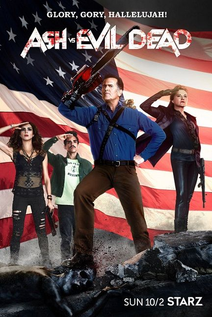 Ash Vs Evil Dead S02e02 Season 02 Episode 02 Free Download Ash Evil Dead Evil Dead Movies Evil Dead Series