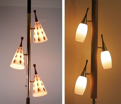 The Tension Pole Lamp