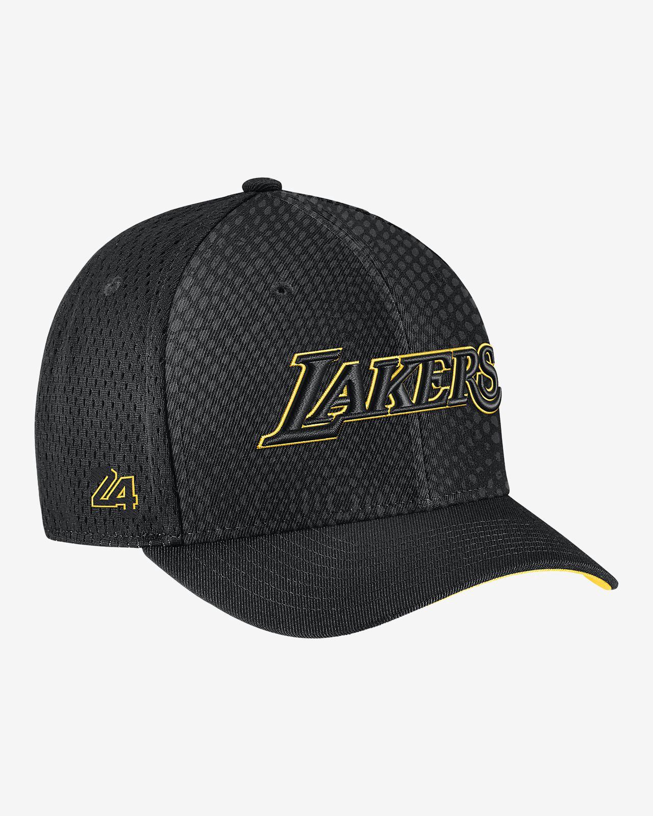 975b9c22857cd Nike Los Angeles Lakers City Edition Classic99 Unisex Nba Hat ...