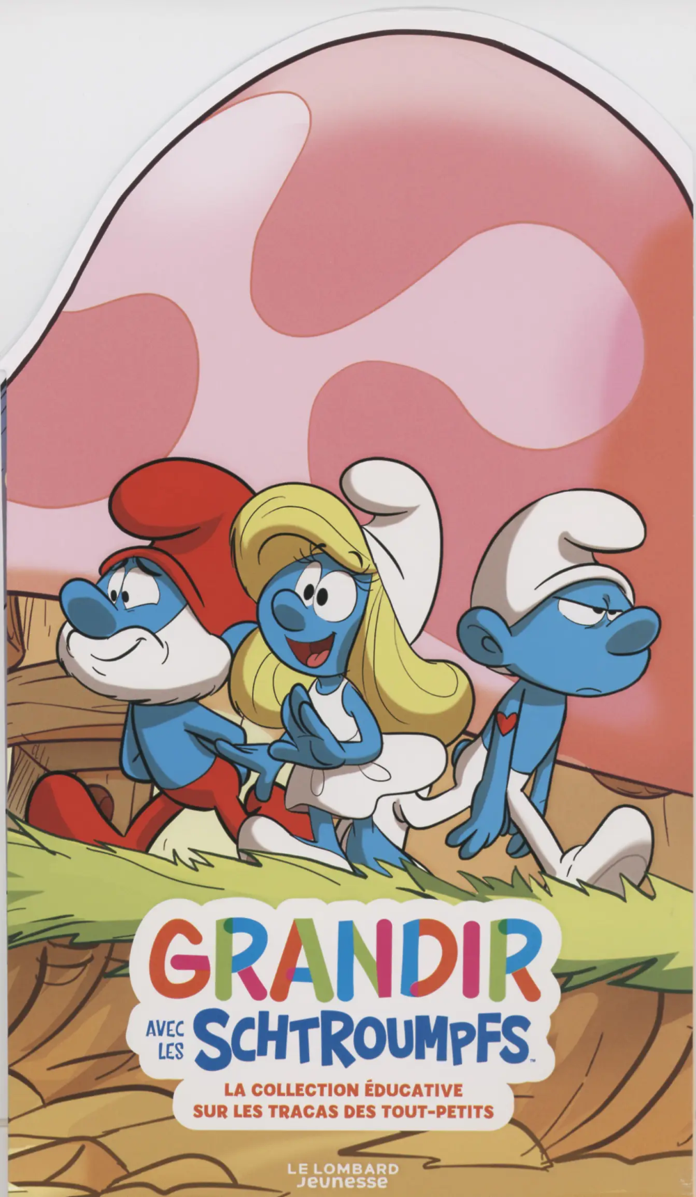Growing up with the Smurfs, nice friends  Les schtroumpfs, Gentil