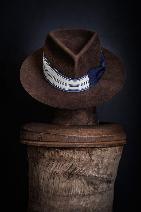 Nick Fouquet Mens Hats Fashion Gents Hats Nick Fouquet Hats