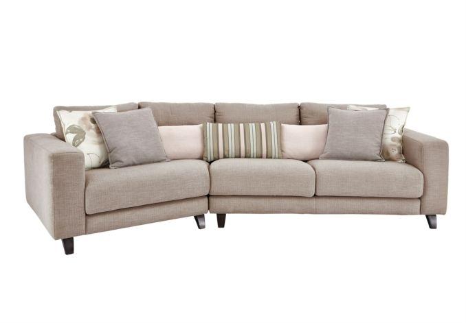 Angled Sofa - Kick - Living room furniture, sets  ideas Furniture