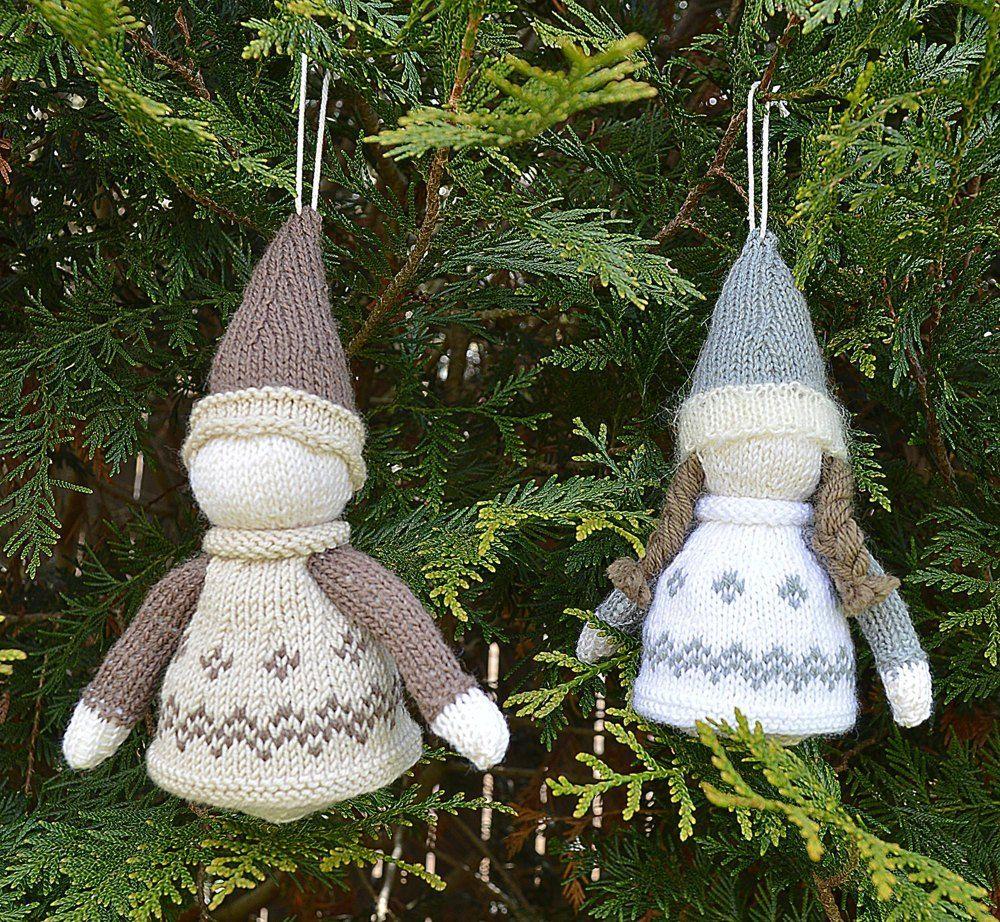 Nordic Christmas Ornament - P080 | Christmas ornament, Ornament and ...
