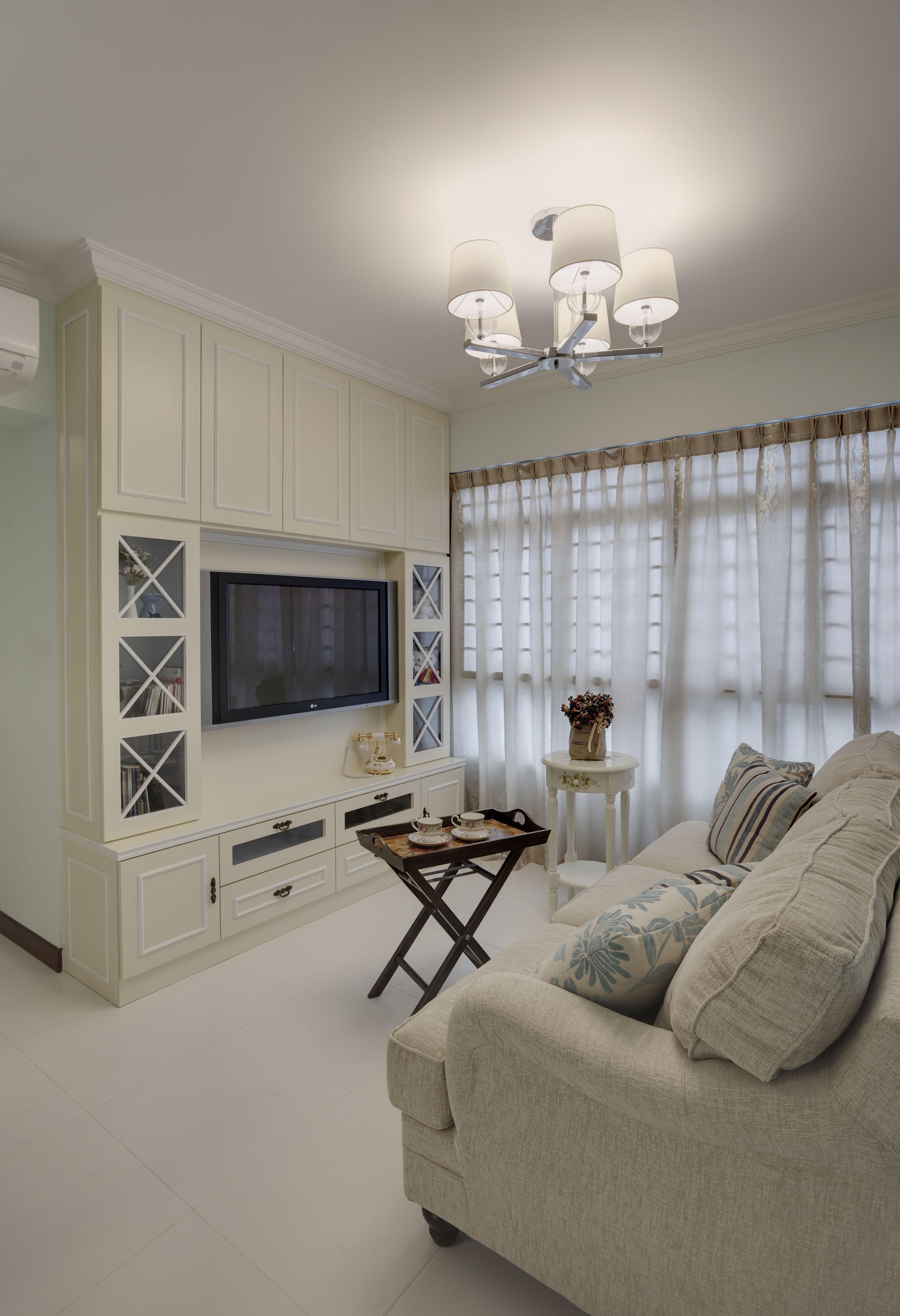 Modern Hdb Decor: HDB Home Decor Singapore Living Room Pinterest Singapore