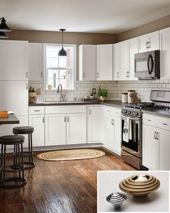 Custom kitchen island and kitchen cabinet paint colors ...