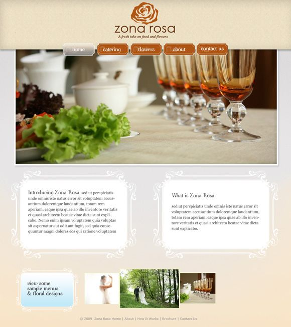 Zona Rosa Catering